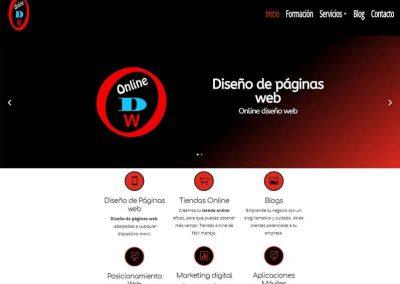 Online Diseño Web
