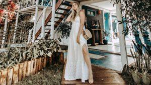 Página web de vestidos de mujer